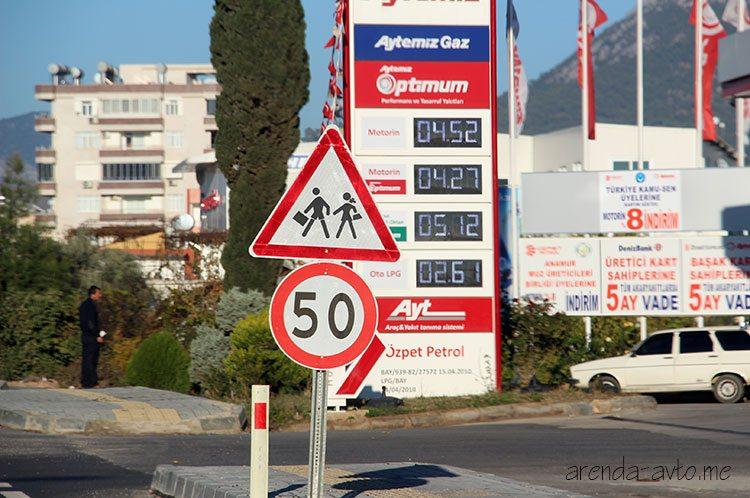 Аренда машины в Турции: цены, условия, отзывы
