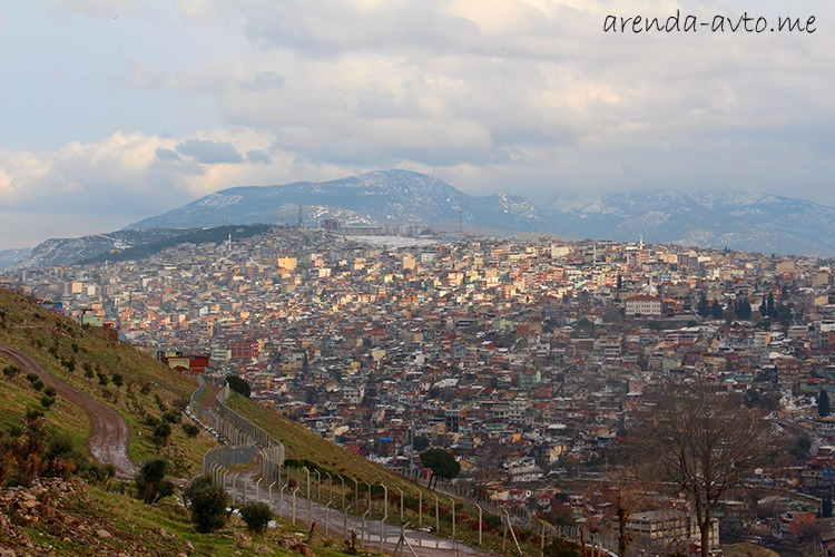 Аренда машины в Измире и аэропорту: цены, условия и отзывы | Турция
