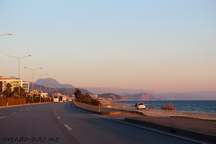 Прокат авто в Анталии, аэропорту, Кемере, Белеке, Сиде, Алании: цены, условия, отзывы  | Турция