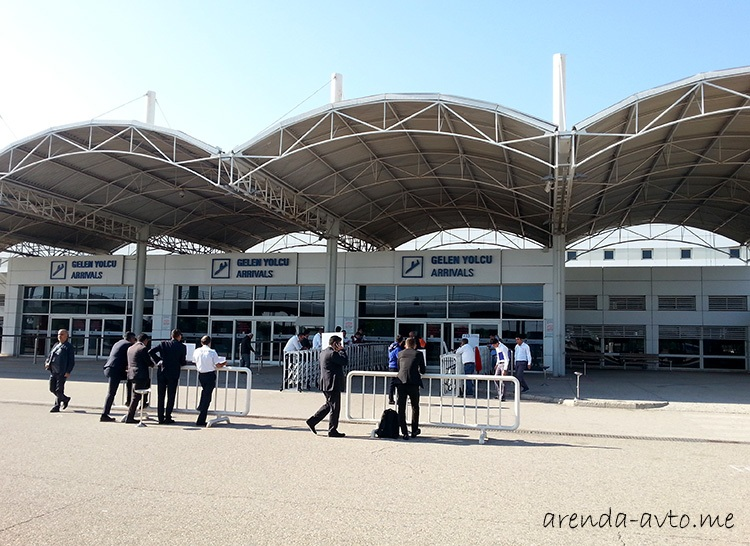 Аренда машины в аэропорту Анталии
