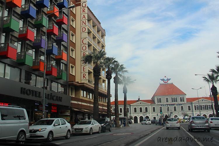 Улицы в Измире