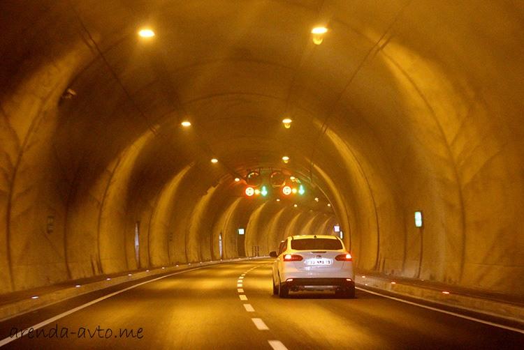 Тоннель в Измире