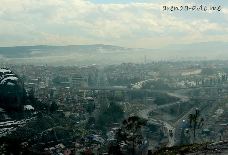 Современный акведук в Измире