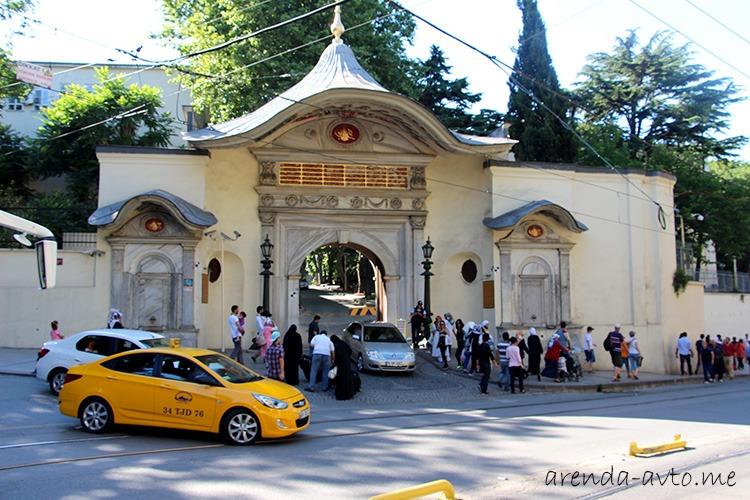 Аренда машины Стамбул