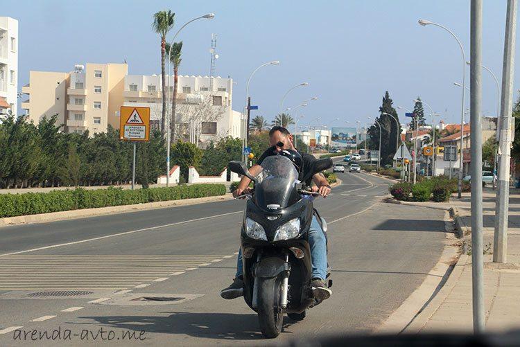 Вождение на Кипре