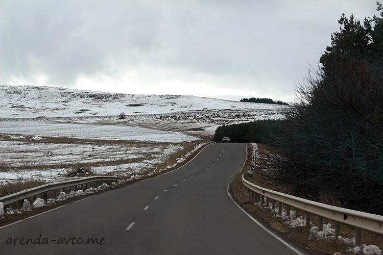 Дорога в Грузии