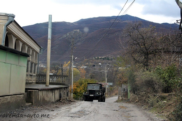 Прокат авто в Грузии