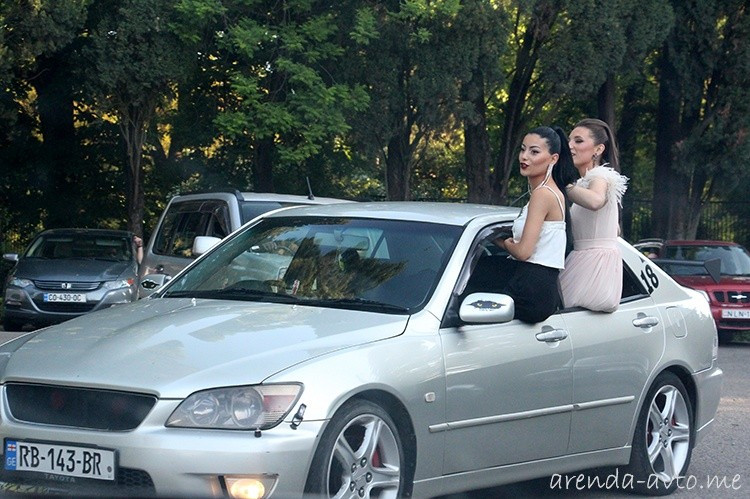 Грузины-водители и пассажиры