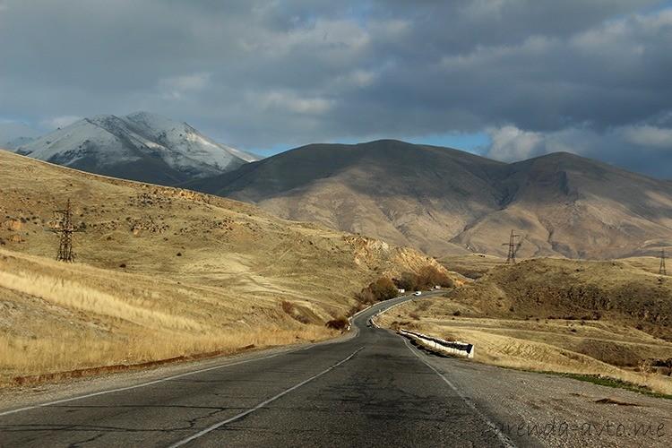 Аренда машины в Армении